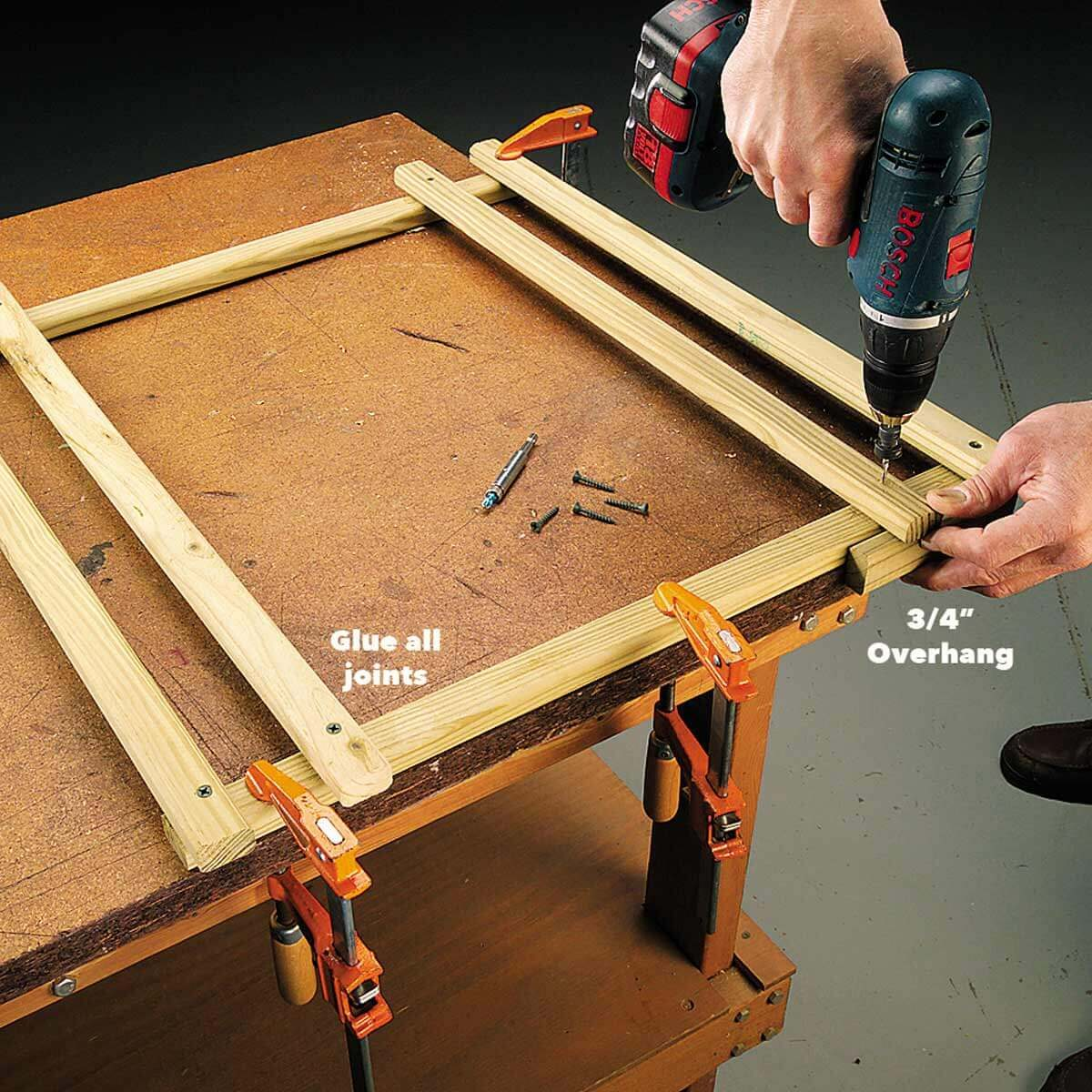 assemble boot scraper