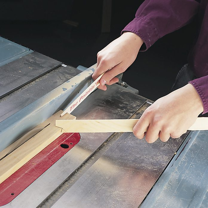stir stick push stick