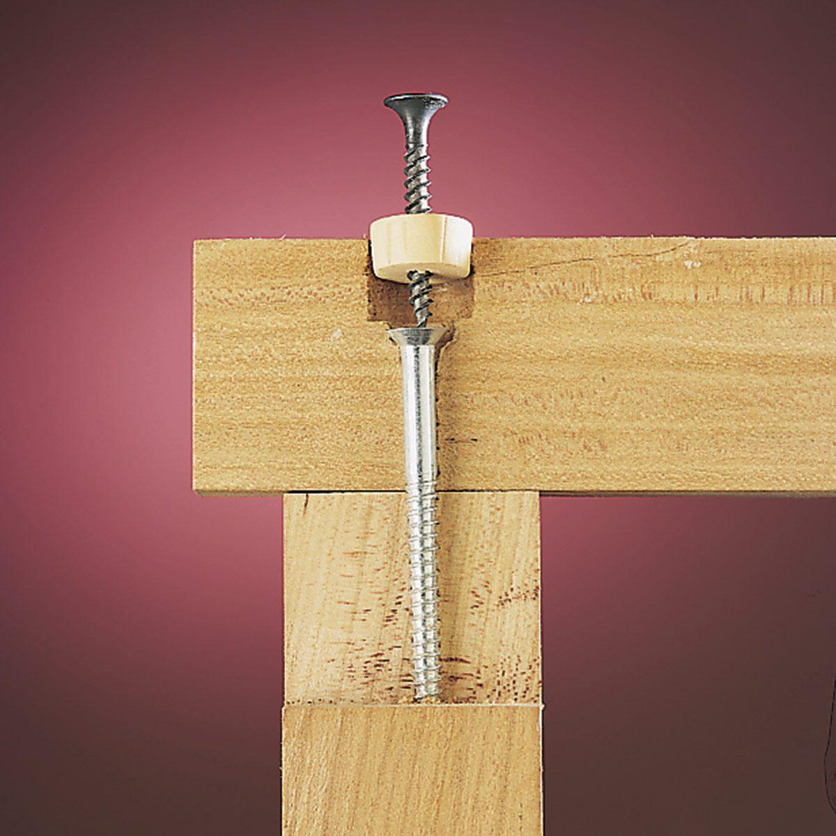 unplug a wood plug