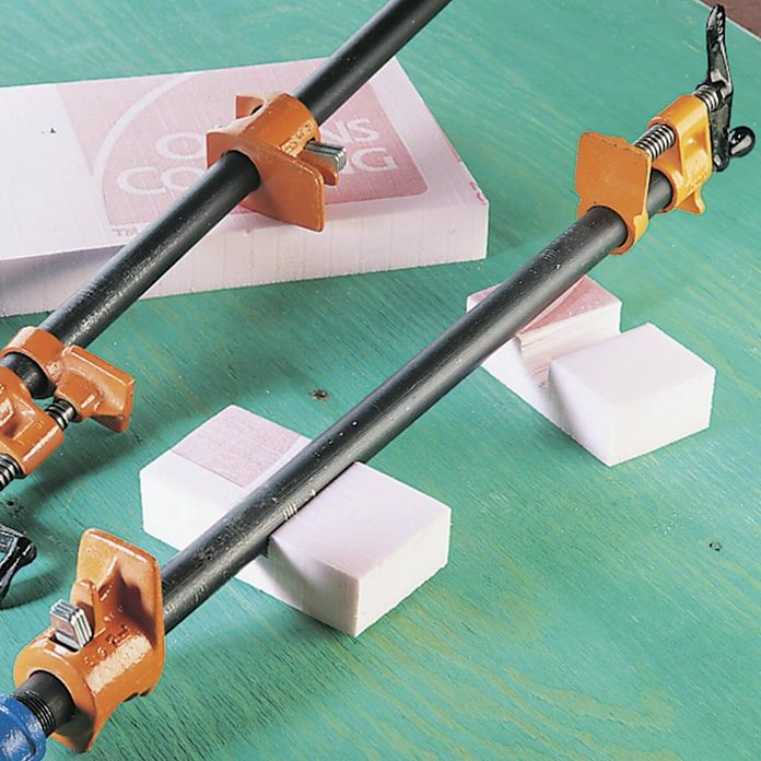 clamp supports