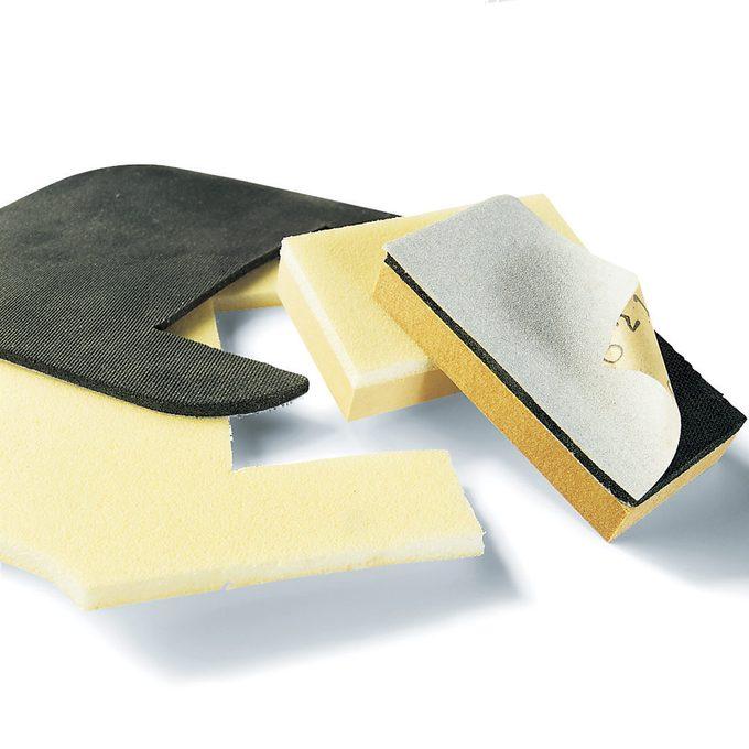 spongy sanding block
