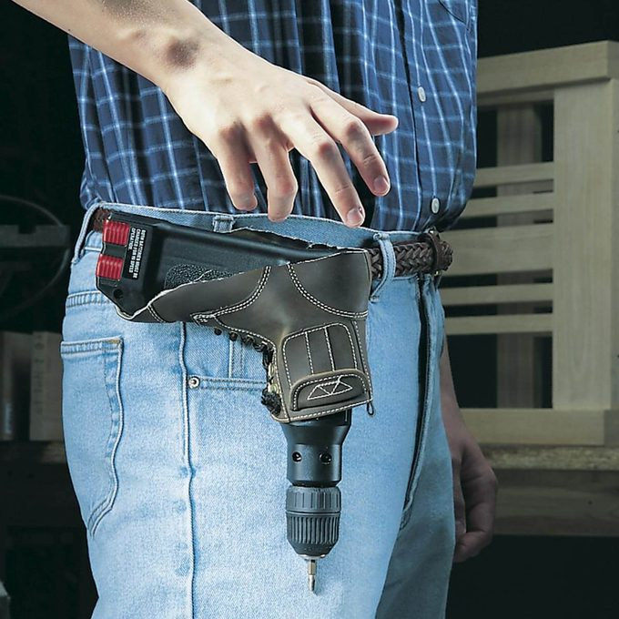 drill driver boot holster