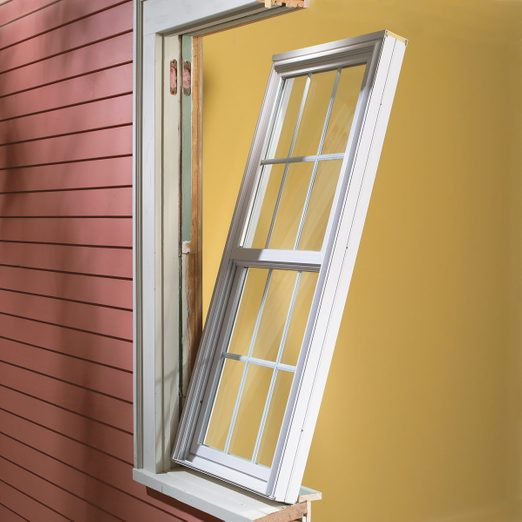 install vinyl window replacement retrofit window installation