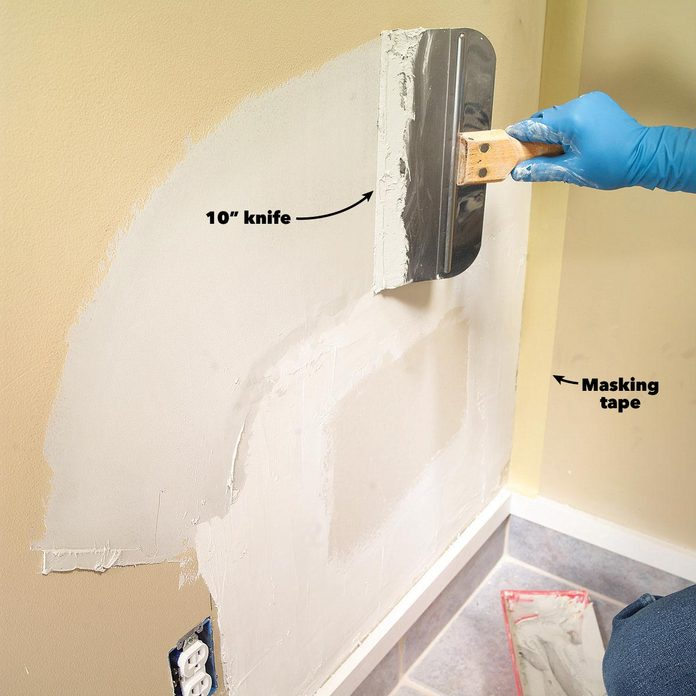 how to fix drywall