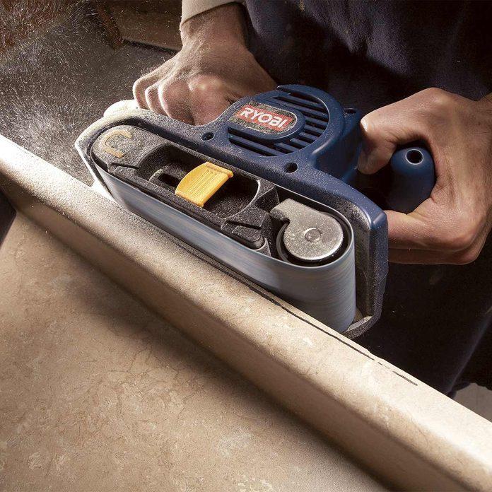 belt sander lead