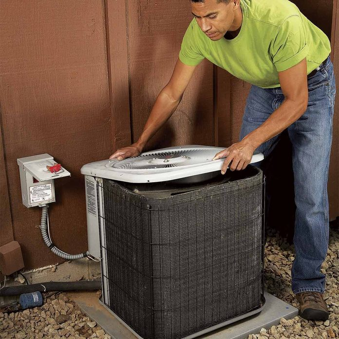 noisy air conditioner fix