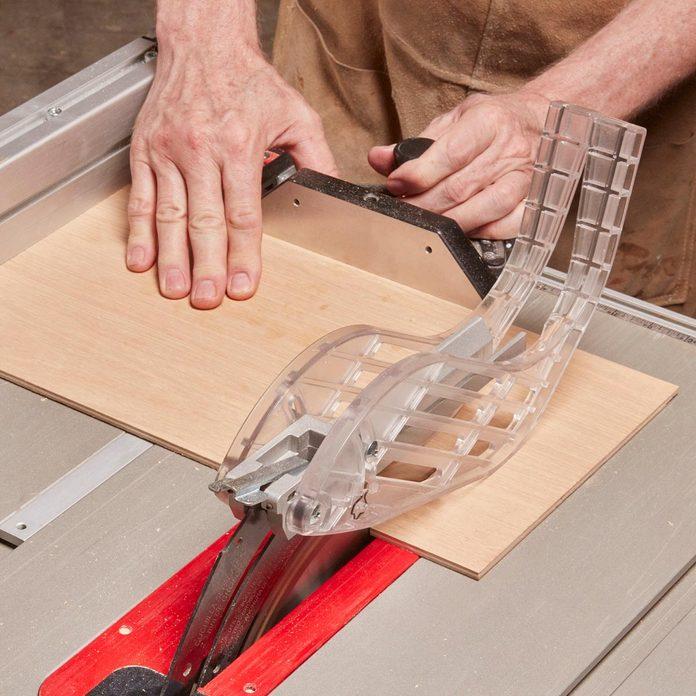 cut panel to length