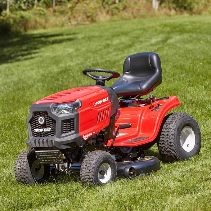 lawn tractor lawn mower tractor