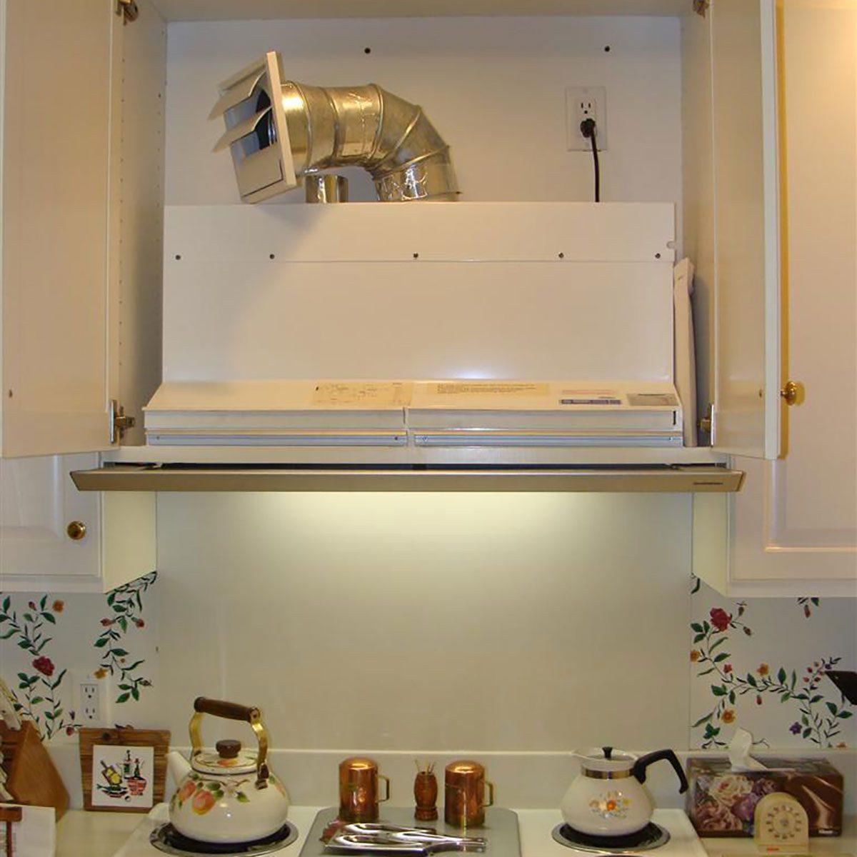Kitchen Fan