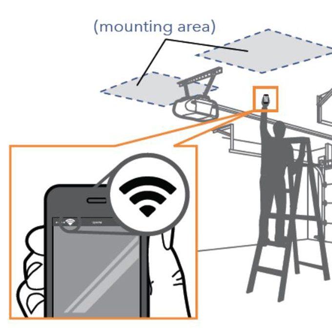 garage wi-fi strength