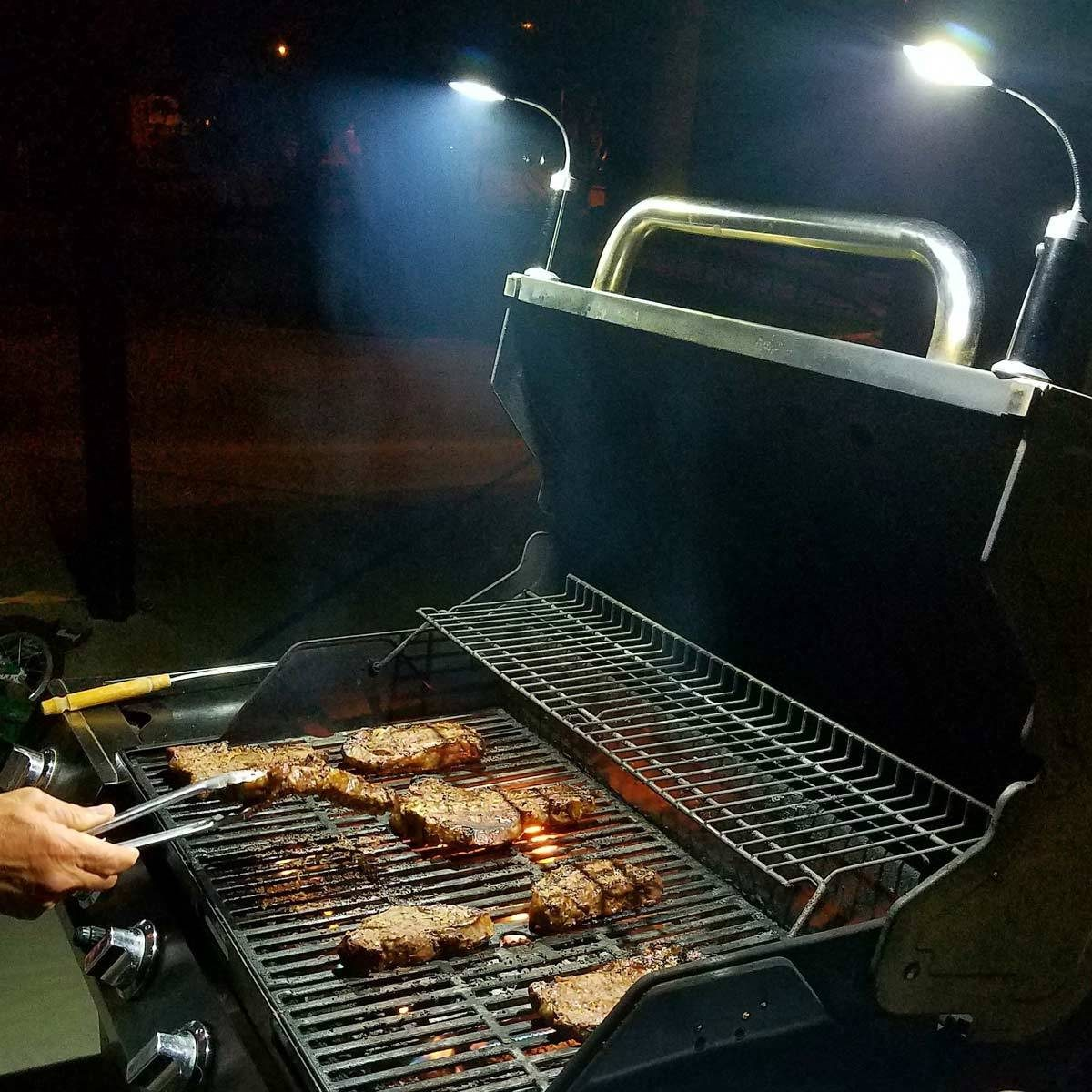 Magnetic Barbecue Light Set