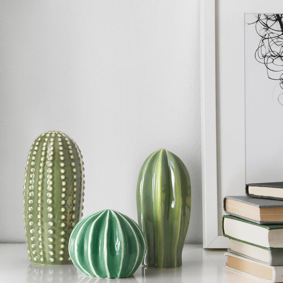 Ceramic Cactus Decorations