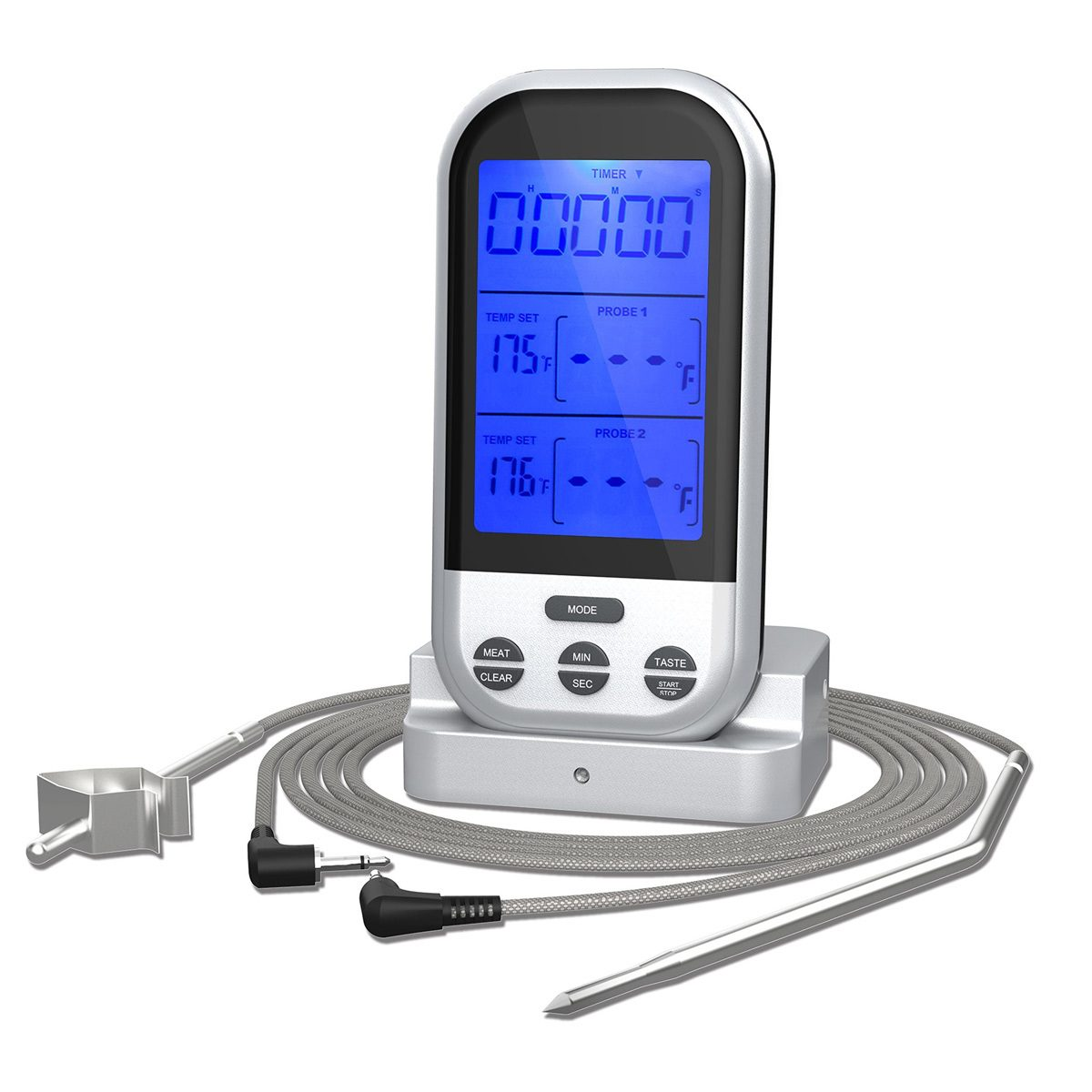 Grilling Digital thermometer