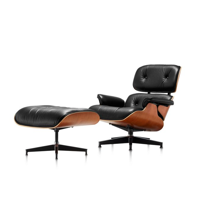 Eames Lounge Chair century modern