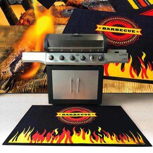 Grilling Floor Mat