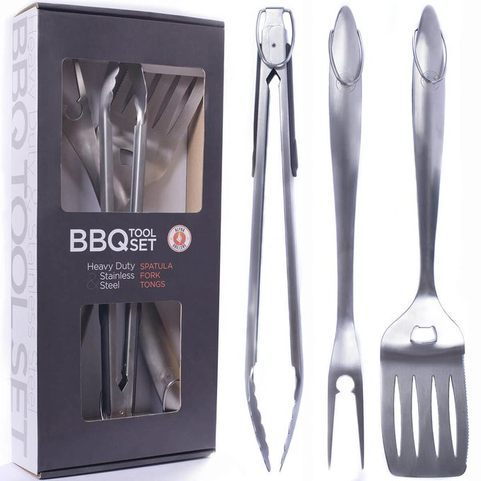 Set of Grilling Tools