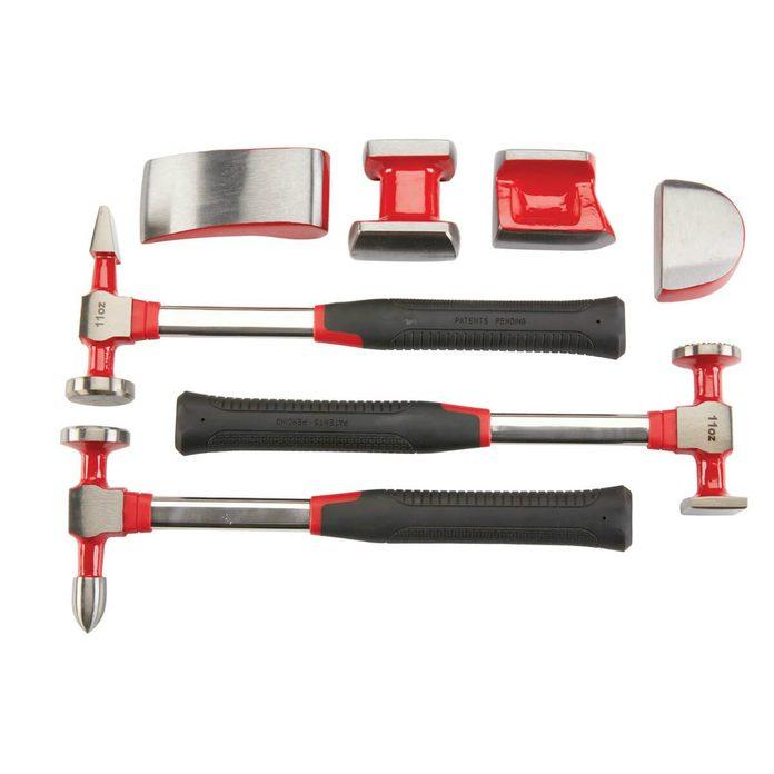 Body and Fender Repair Tools
