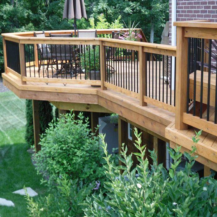 Modern Deck Designs