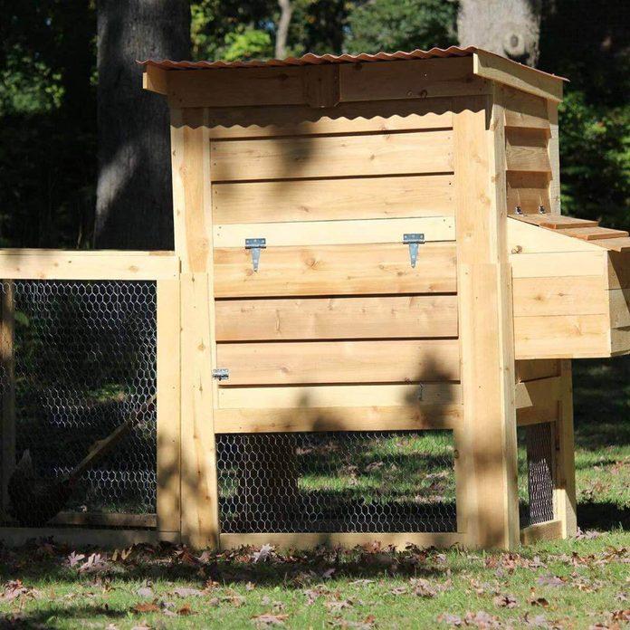 smart chicken coop