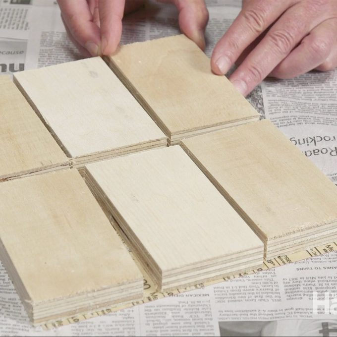 disposable sanding blocks