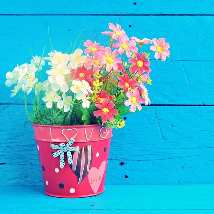 Personalize Flower Pots and Vases