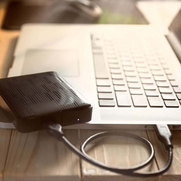 laptop hard drive