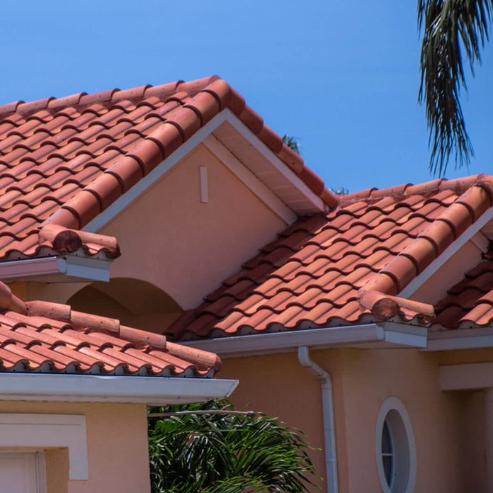 Roofing Tiles Spanish style roof