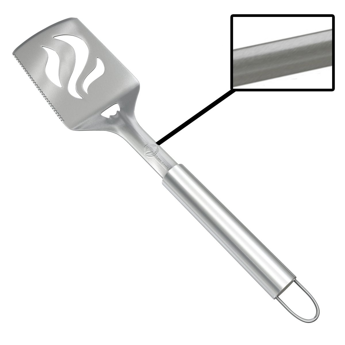 Spatula with Bottle Opener