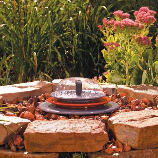 soothing fountain medium spray pattern