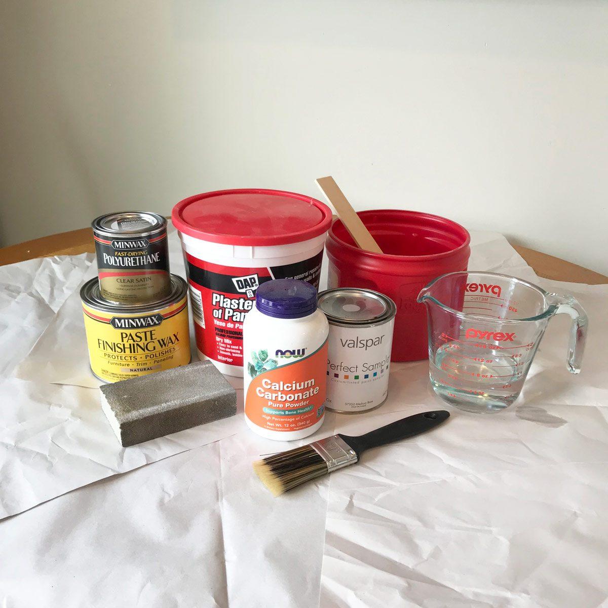 custom chalk paint supplies
