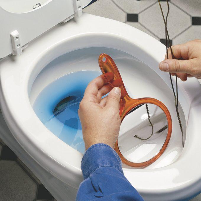 Sluggish Toilet