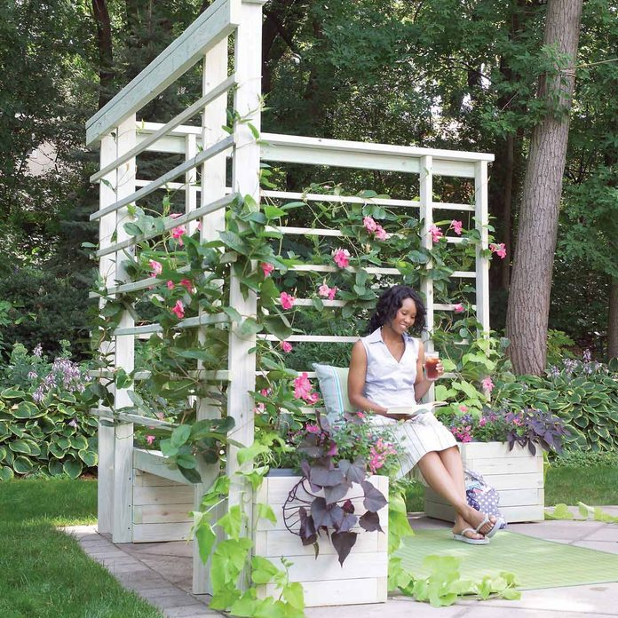 arbor seating project