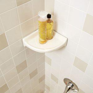shower storage shelf