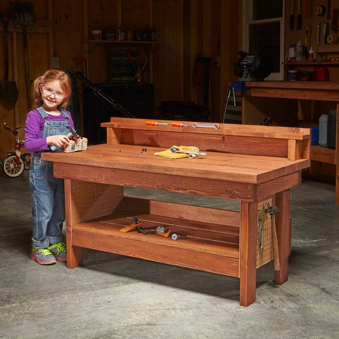 kid size workbench