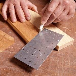 DIY Simple Angle Template