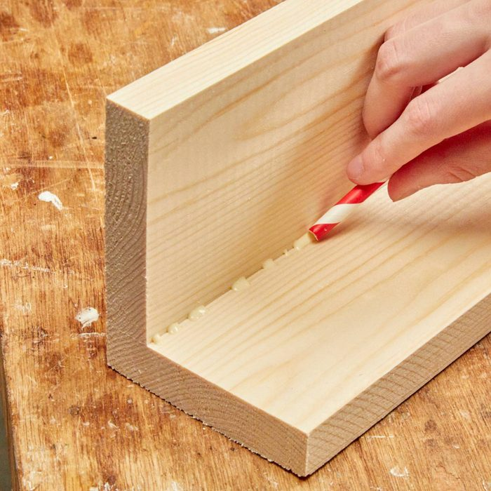 A Clever Way to Get Rid of Glue Squeeze-Out