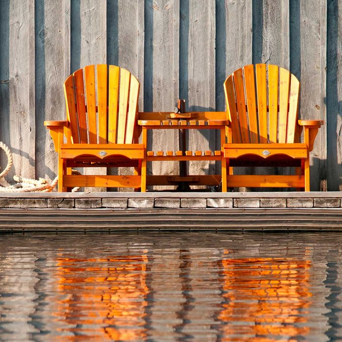 double adirondack chair pair chairs double adirondack chair plans