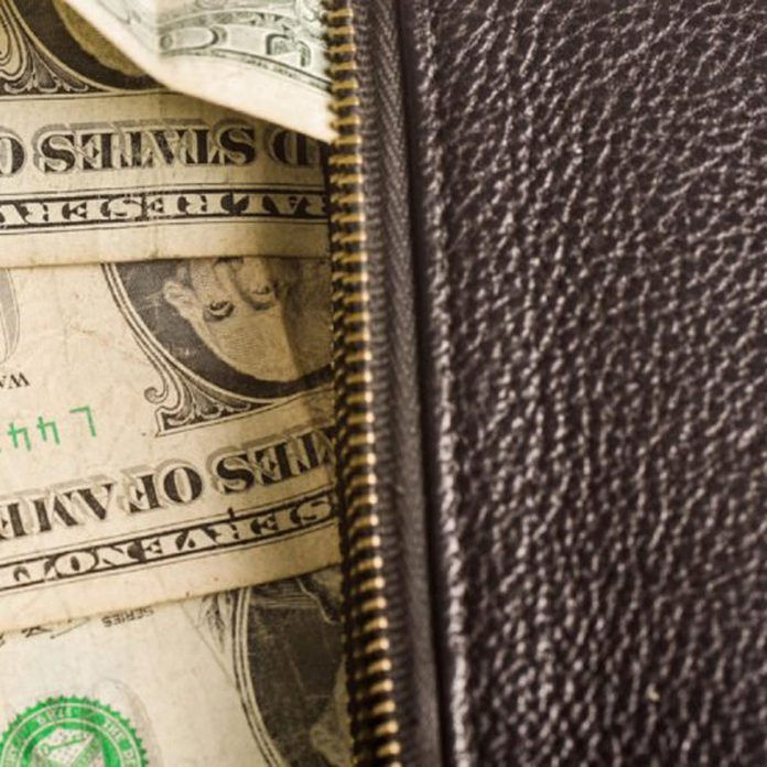 Wallet of Cash