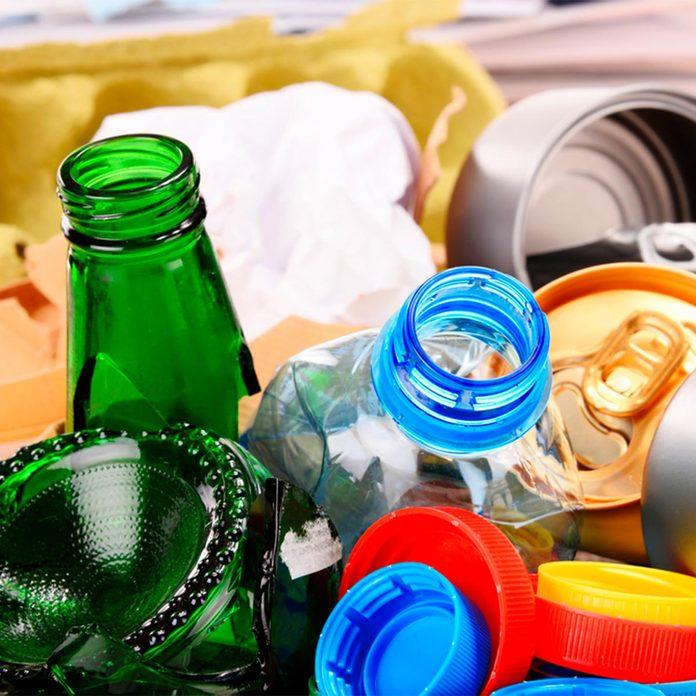 disposable bottles