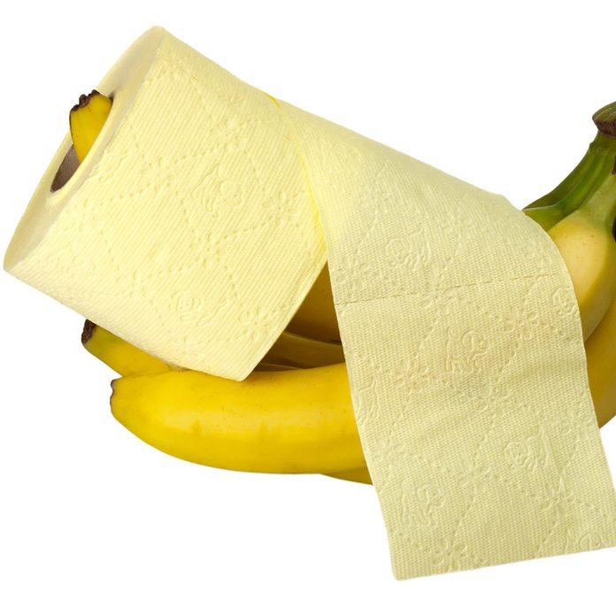 banana toilet paper holder