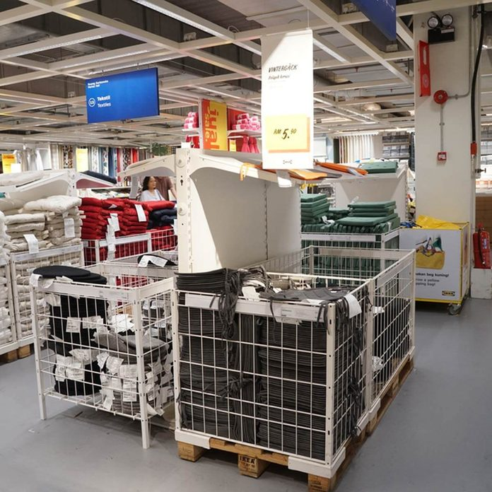 Ikea store impulse buys
