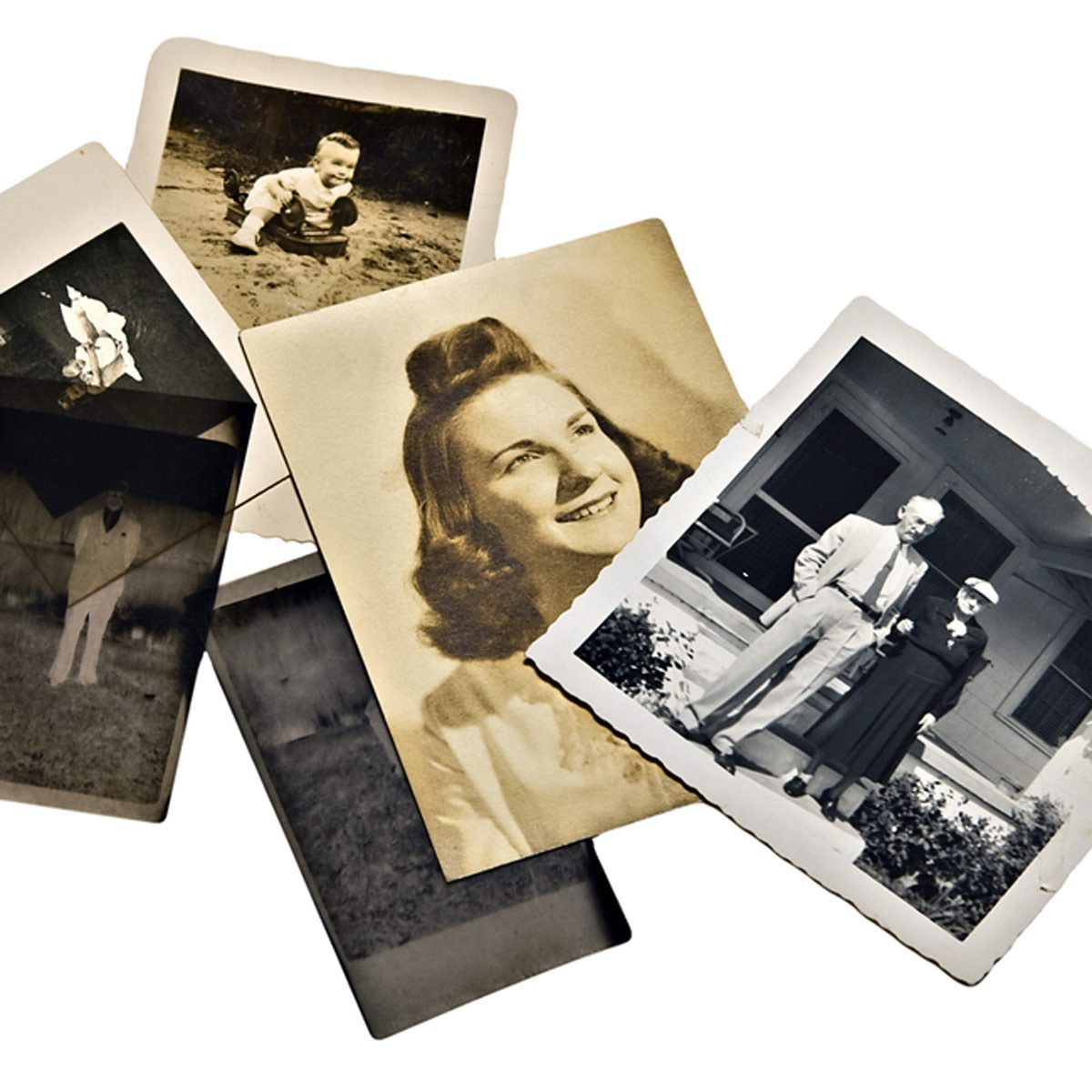 restore old print photos photographs polaroids memories