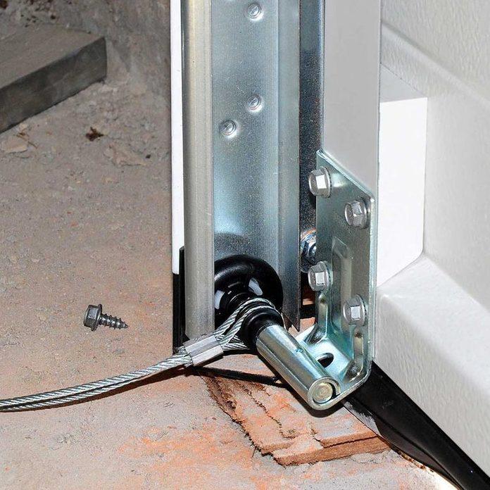 garage door hinge