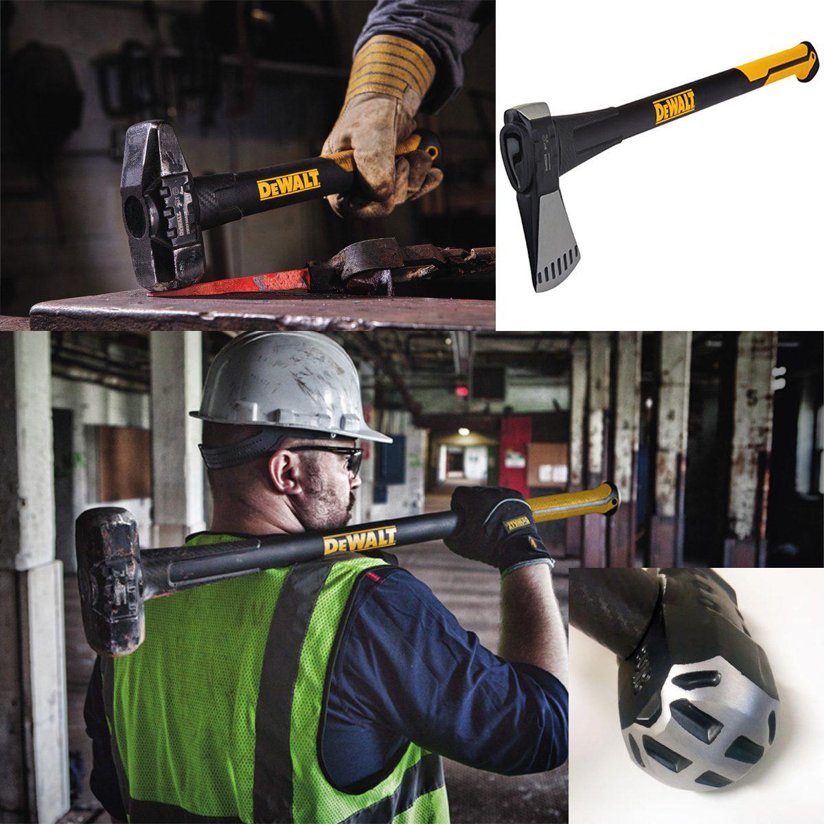 DeWalt Sledghammer- Waffle head   Construction Pro Tips