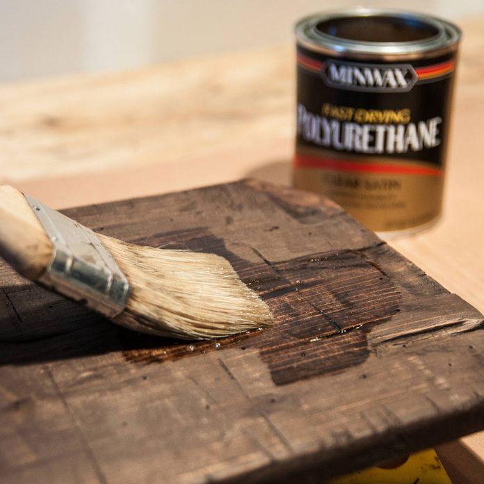 top coat wood