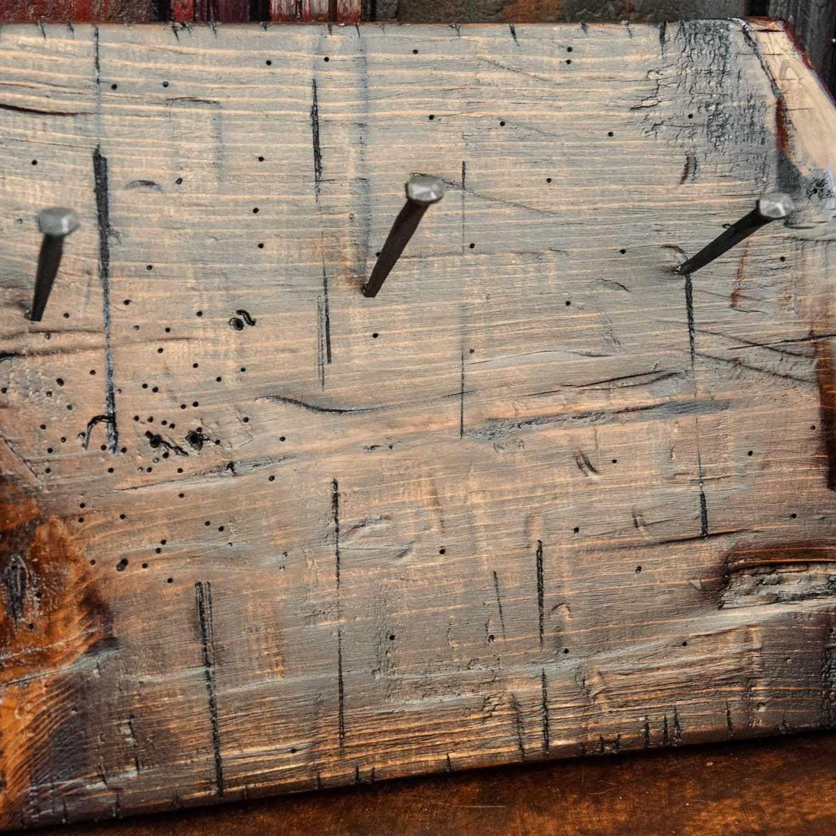 nails wood