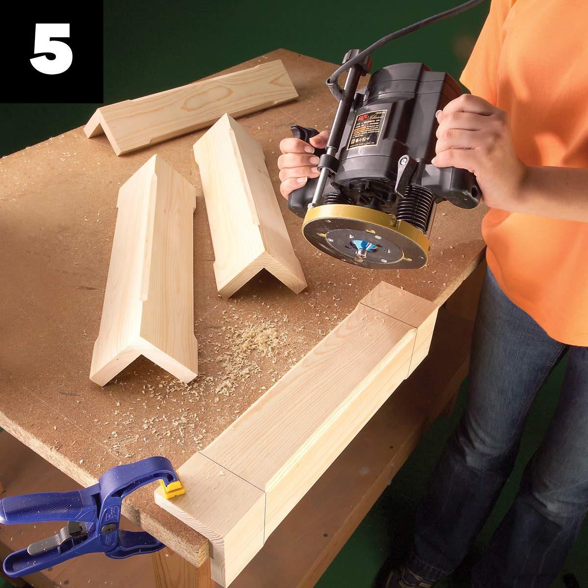 Outdoor Storage Bench 5