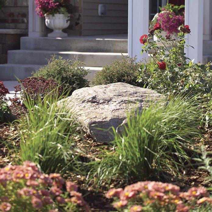 landscaping boulder