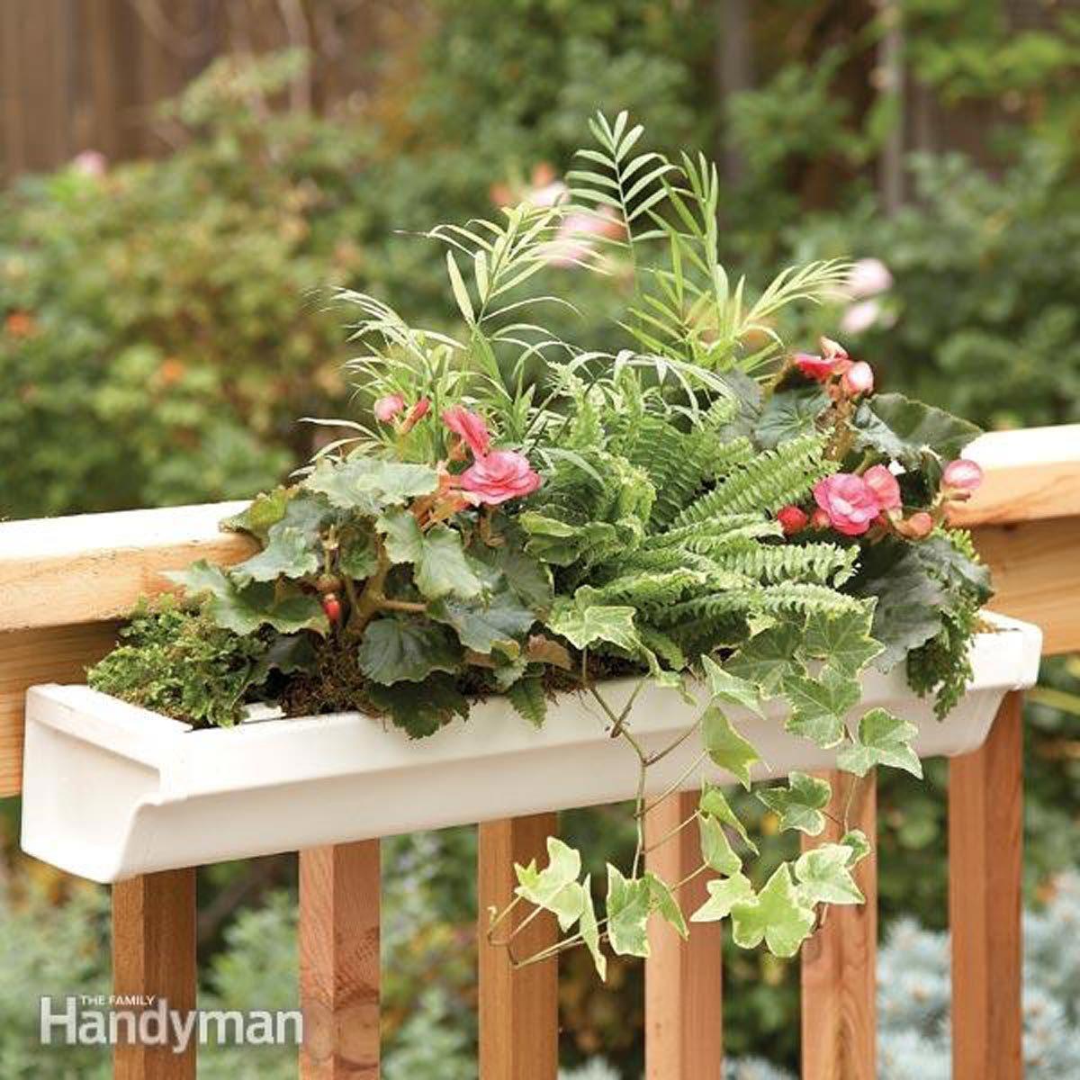 deck planter