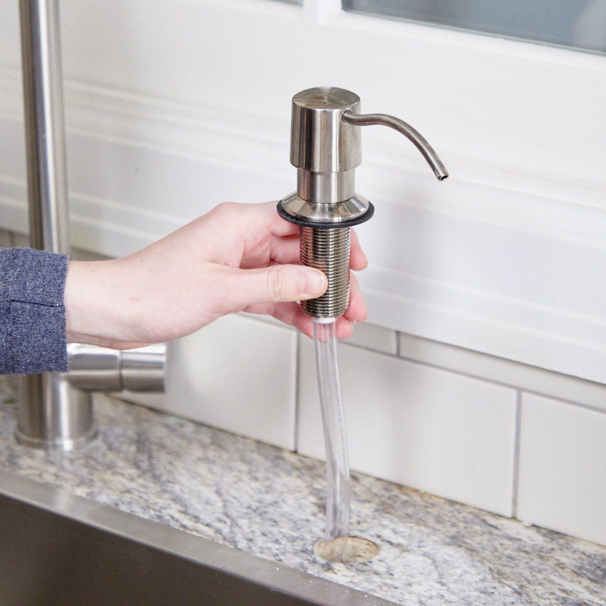HH mega soap dispenser tubing